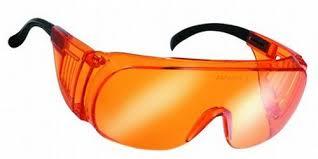 UV védőszemüveg Monoart Light Orange 423512f3e2