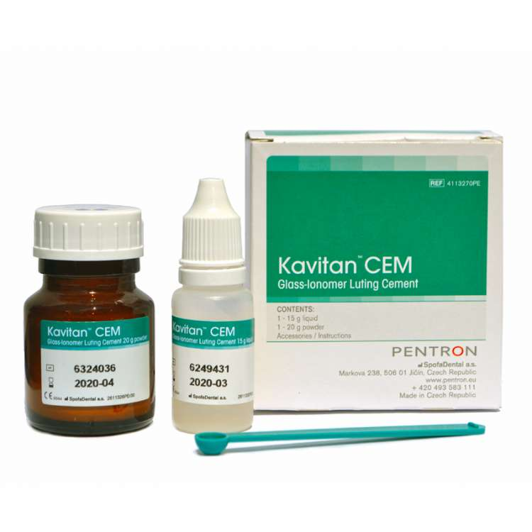 Kavitan Cem 20g+15ml